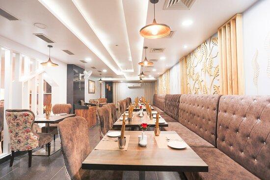 Bulandshahr, อินเดีย: Restaurant