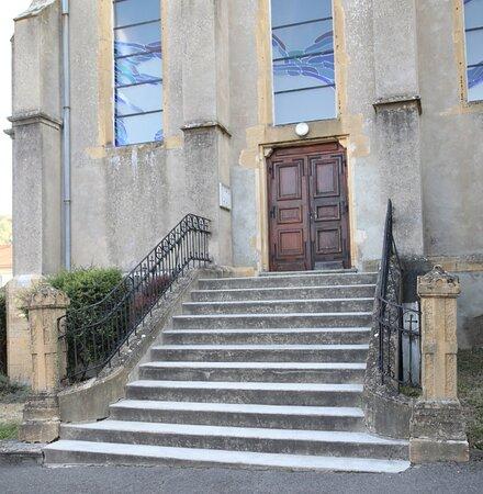 Eglise Saint Martin D'Ars