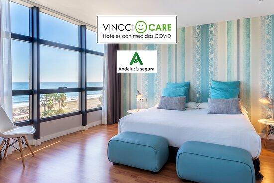 Vincci Malaga, hoteles en Málaga