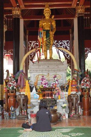 Chai Prakan, Thailand: Tham Tap Tao Temple