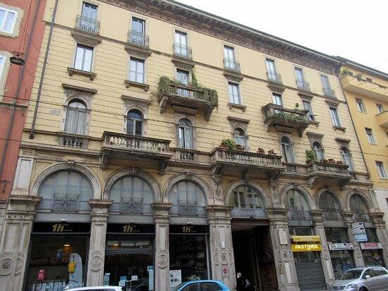 Casa Di Giuseppe Verdi