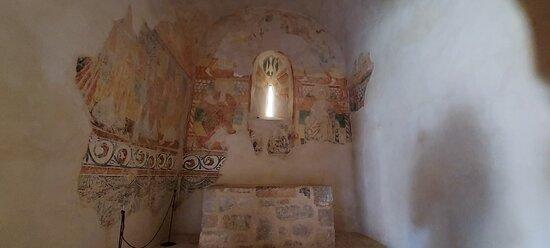 Casillas de Berlanga, Spanyolország: Ermita de San Baudelio