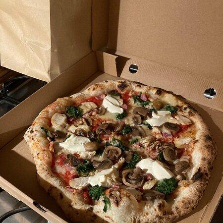 Fantastic! Amazing pizzas!