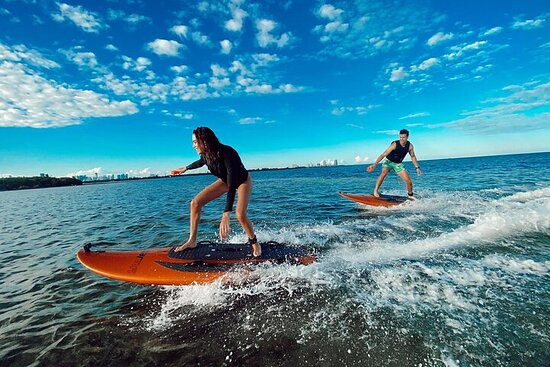 1-Hour Guided E-Surf Experience at...