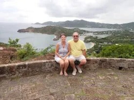 First Tour of Antigua