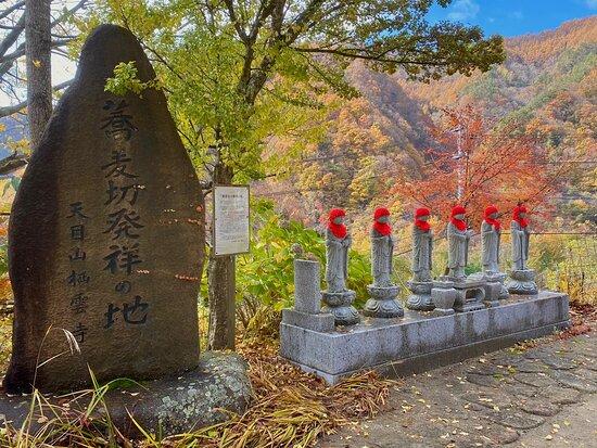 Temmokusan  Seiunji Temple