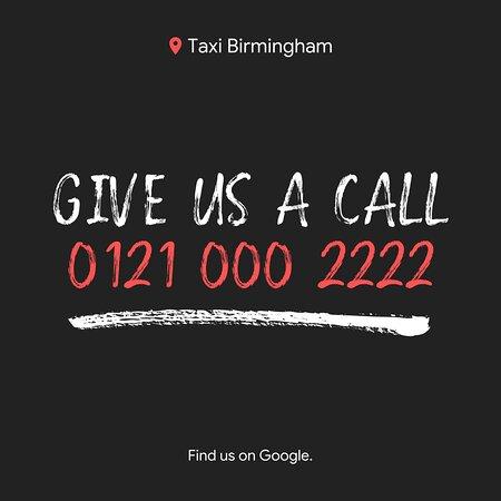 West Midlands, UK: Taxi Birmingham - 0121 000 2222 - Birmingham Taxis