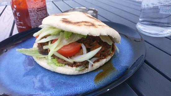 Deutschlandsberg, Αυστρία: Xi'an Burger Street Food aus der Stadt der Terrakotta Armee.