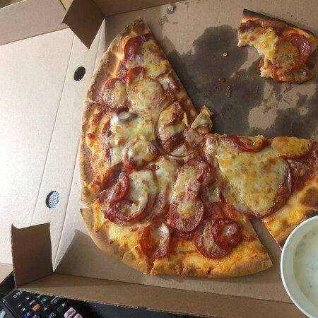 Takeaways Gluten Free pizza
