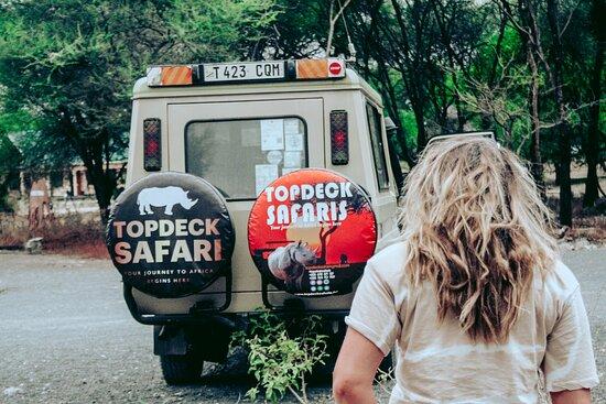 Topdeck Safari