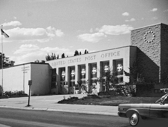 United States Post Office - Los Alamos