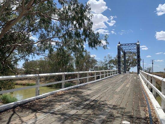 Historic Barwon Bridge