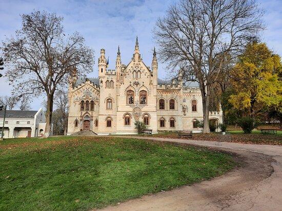Sturdza castle, Miclauseni