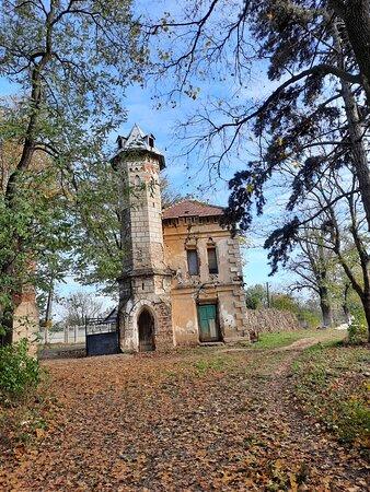 Miclauseni, Rumänien: Sturdza castle park