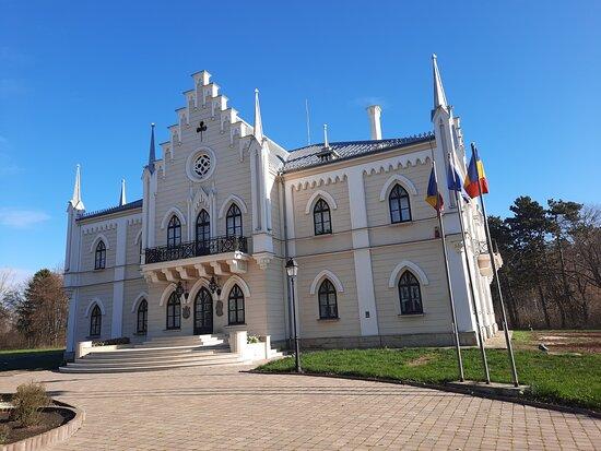 Pascani, Rumania: Cuza palace, Ruginoasa