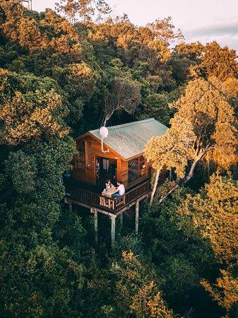 Garden Route, แอฟริกาใต้: Unterkunft in Südafrika