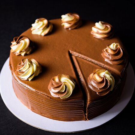 Latest addition to our menu ~ Coffee Mocha Cake