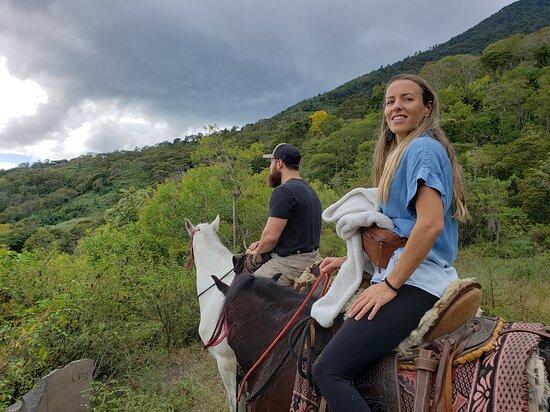 Horseback riding tour #lakeatitlan #sanpedrolalaguna #guatemalatravel #outdoors #toursbylocalguide #adventureguatemala