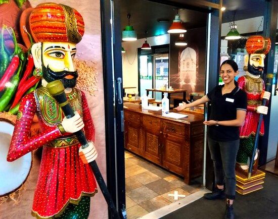 Sunnybank Hills, أستراليا: Very welcoming staff