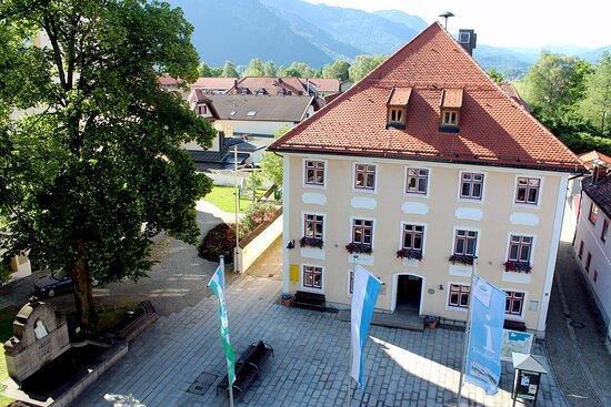 Tourist-Infromation Grassau am Kirchplatz 3