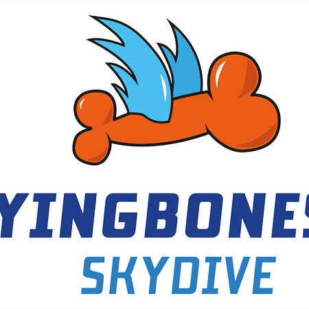 Flyingbones Skydiving / Fallschirmspringen / Tandemsprung