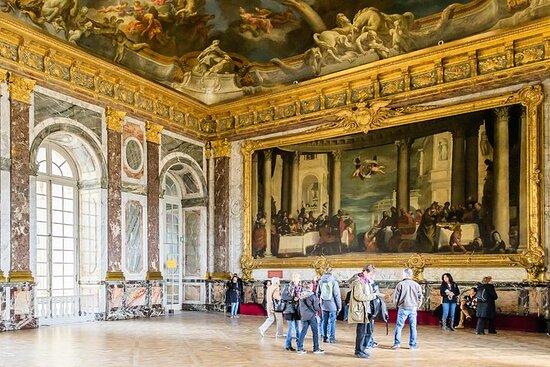 Tur til Versailles med valgfritt...