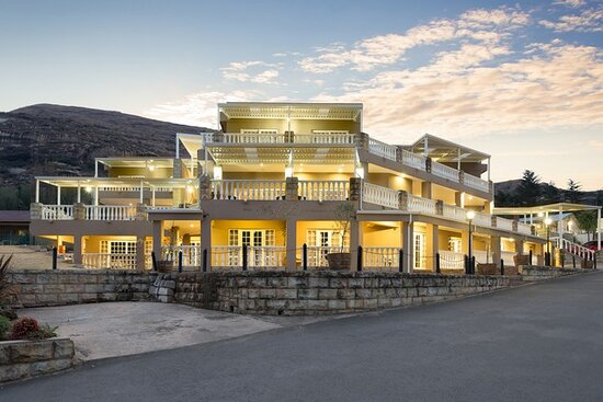 Mont d'Or Clarens Hotel
