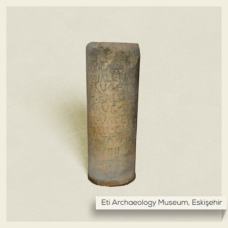 Eskisehir Eti Arkeoloji Muzesi