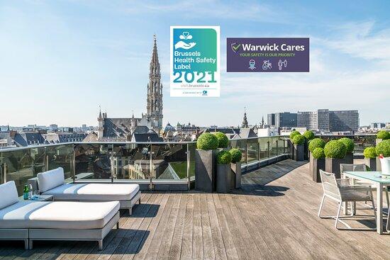 Warwick Brussels, hôtels à Bruxelles