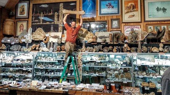Smoky Mountain Relic Room