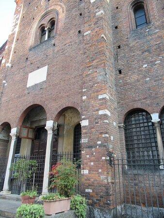 La chiesa di San Sepolcro