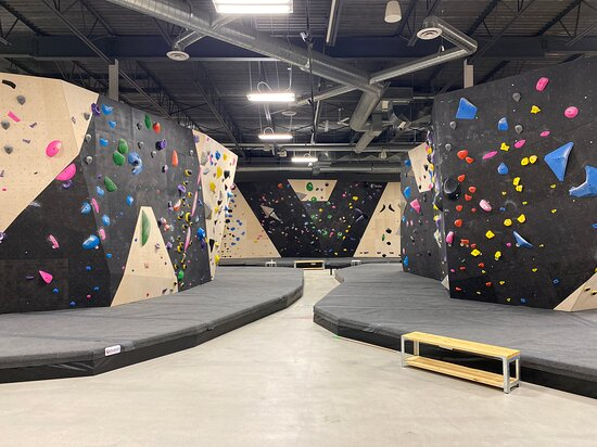 The Hive Climbing And Fitness