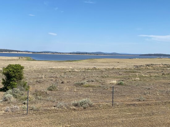 Inglewood, أستراليا: The dam's abit low at present but still great