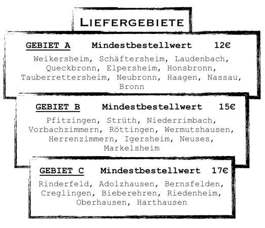 Weikersheim, Đức: 🚨 NEU • NEU • NEU 🚨 🔴Wir haben unsere Liefergebiete erweitert ↪️  Gerne können Sie Ihre Bestellung online in Auftrag geben. #wirliefern  Wir freuen uns auf Sie!