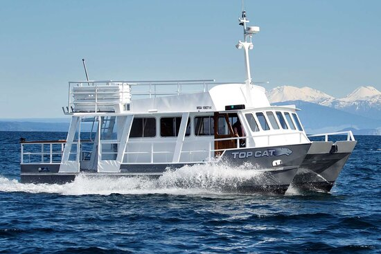Top Cat Charters - Taupo