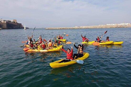 Kayak trip with the Rabat Yacht Club