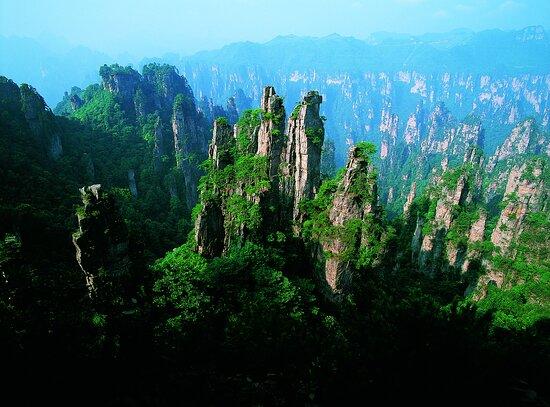 China Highlights Zhangjiajie
