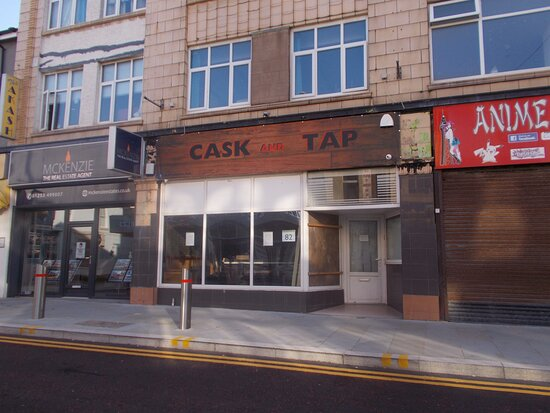 Cask And Tap