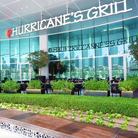 Home of the best steaks and ribs - and so much more.  Hurricane's Grill Dubai Mall is perfect for families, date nights, business meetings, birthdays, and making making memories. Come hungry!