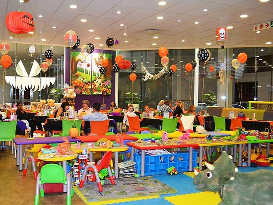 Edenvale, Sudáfrica: Jimmy Jungles the best play area for children ages 3+