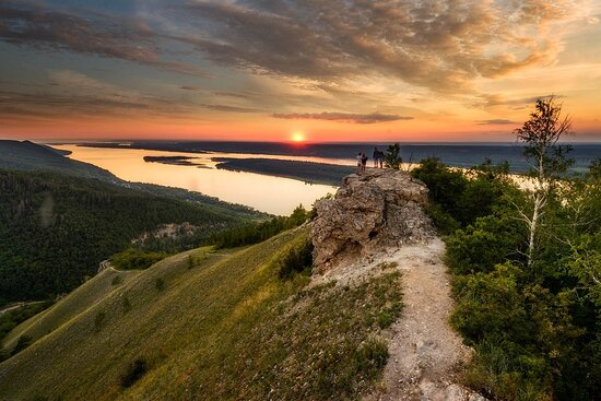 Department of tourism of the Samara region
