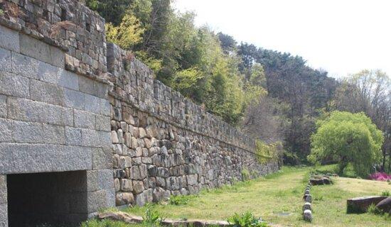 Gasansanseong Mountain Fortress