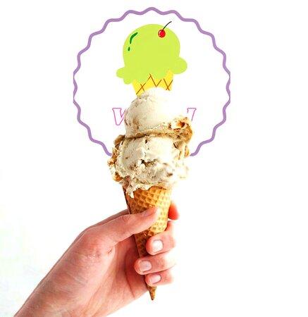 ¡No dejes de probar los helados de Veggielato! Sabores 100% veganos, naturales y posibles de combinar con distintas frutas y toppings a gusto. Visita nuestro Instagram: @veggielato y síguenos para más información <3