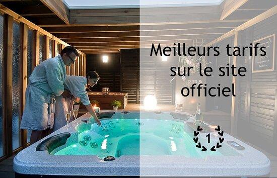 Les Bethunoises · Suites design, Spa & Sauna