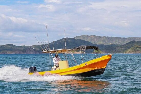 Private Fishing and Snorkeling Adventure in Costa Rica