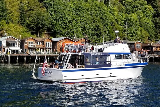 2-Hour Private Single Household Boat Cruise on Puget Sound