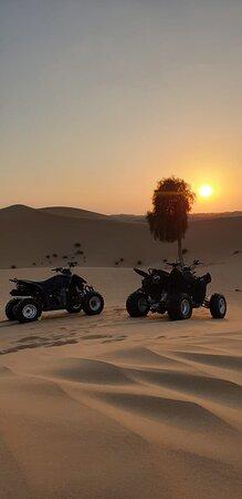 Dubai quad tour