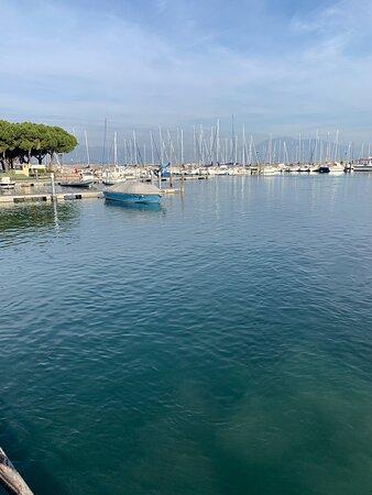 A Venetian harbor