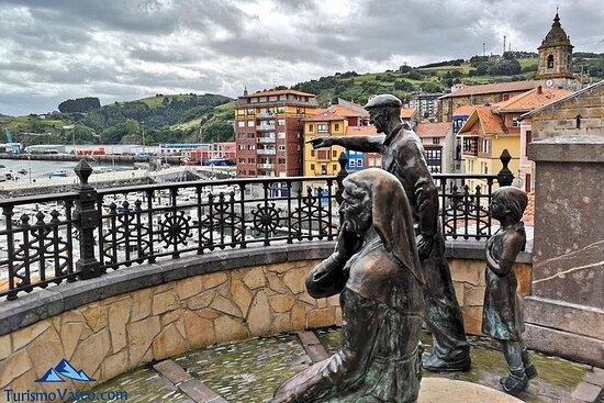 Txakoli nelle viscere della costa basca