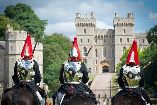 Stonehenge, Windsor Castle, and Bath...